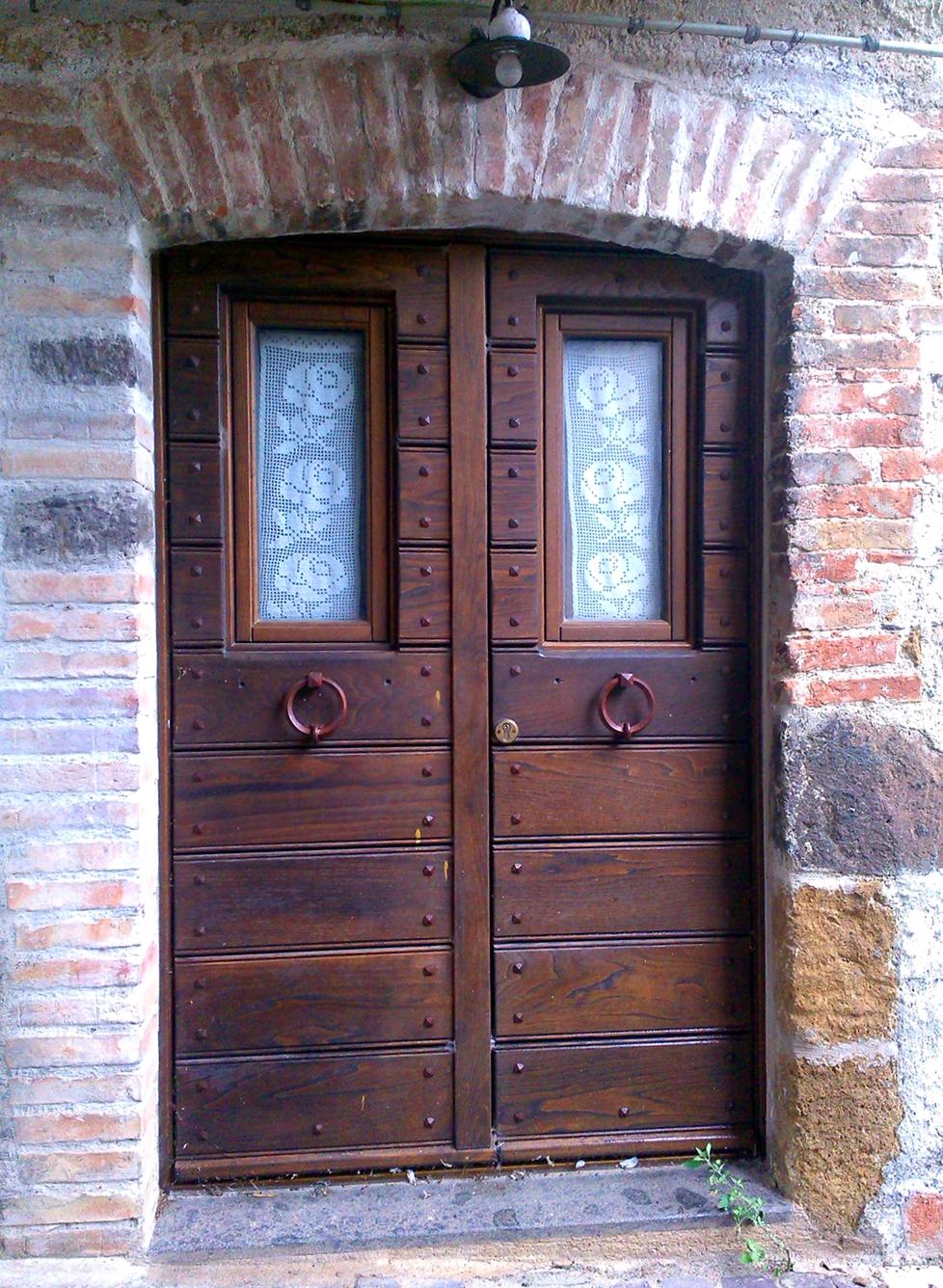 Estremamente Galleria | Falegnameria Ceccarini GF13