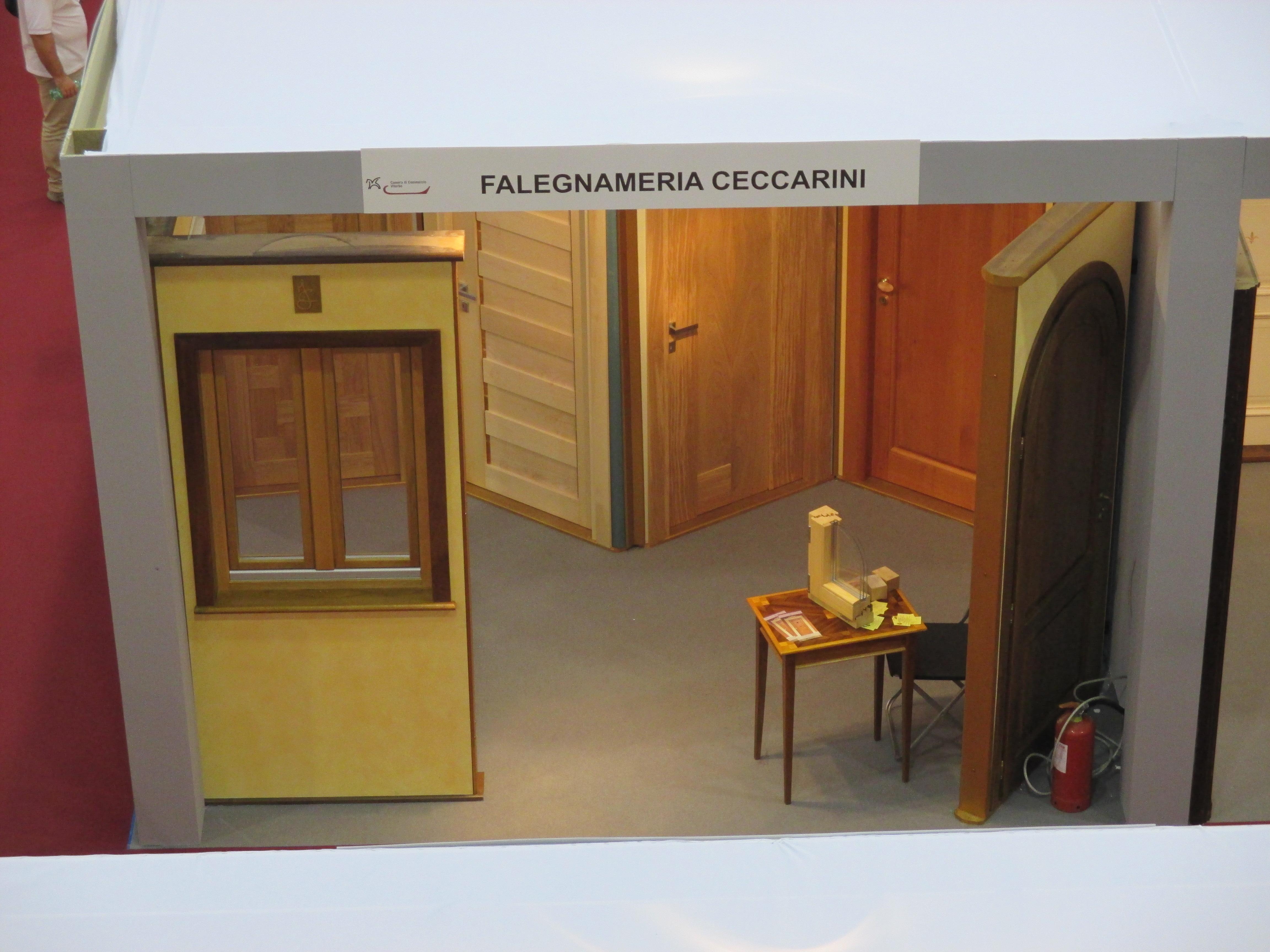 Partecipazione a MOA CASA alla Fiera di Roma edizione ottobre 2013